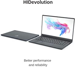 "HIDevolution MSI PS63 Modern-096 15.6"" FHD   1.8 GHz i7-8565U, GTX 1050 Ti Max-Q, 64GB 2666MHz RAM, 512GB PCIe SSD   Authorized Performance Upgrades & Warranty"