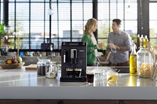 Philips Serie 3000 Cafetera HD8829/01- Máquina de café espresso automática