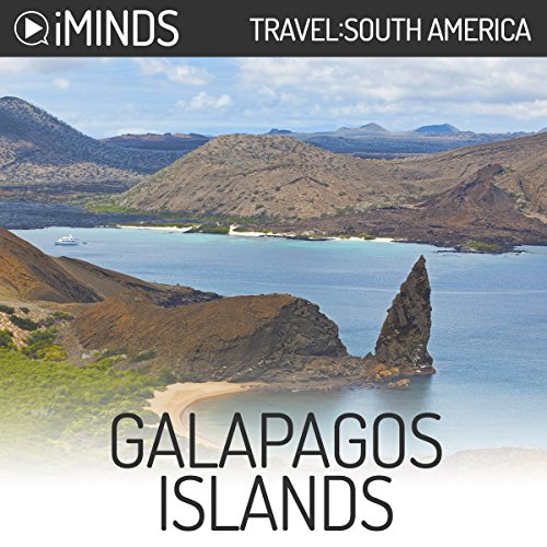 Galapagos Islands audiobook cover art