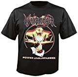Photo de \m/-\m/ WARBRINGER - Power Unsurpassed - T-Shirt Größe XXL