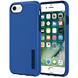 Incipio DualPro iPhone 7/6/6s Case with Shock-Absorbing Inner Core & Protective Outer Shell for iPhone 7/6/6s - Iridescent Nautical Blue/Blue
