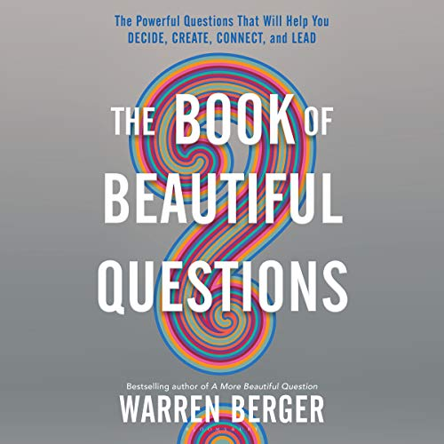 The Book of Beautiful Questions audiobook cover art