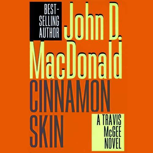 Cinnamon Skin audiobook cover art