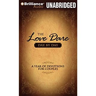 The Love Dare Day by Day cover art