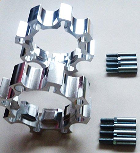 Spurverbreiterung vorne alle mit 156-144 mm Lochkreis 35mm breit Quad ATV