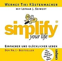 Simplify Your Life. 2 CDs. Limitierte Sonderausgabe.