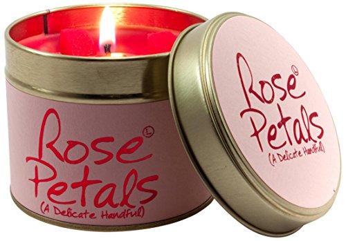 Lily Flame Pétales de Rose étain, rose