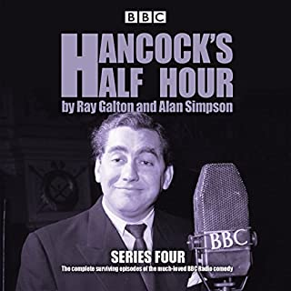 Hancock's Half Hour: Series 4 cover art