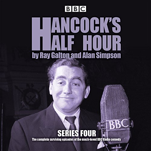 Hancock's Half Hour: Series 4 audiobook cover art