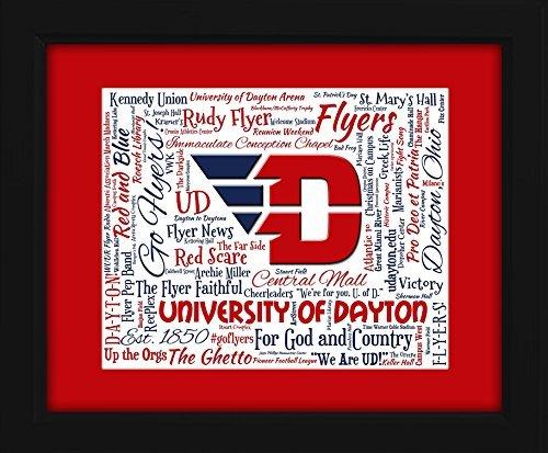 dayton flyers poster - 6