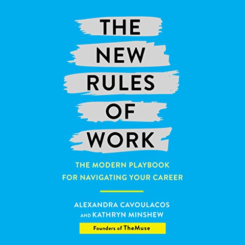 The New Rules of Work Titelbild