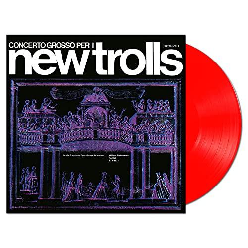 Concerto Grosso (180 Gr. Vinyl Clear Red Gatefold Limited Edt.)