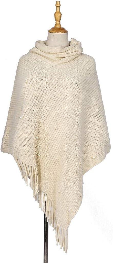 Eaylis Strickwaren Damenmode Strickschal Mantel Dual-Use-Mantel Farbe: Grau, Rot, Weinrot, Weiß, Navy, Schwarz Weiß
