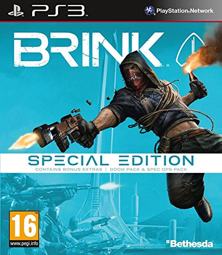 Brink Special Edition Game PS3 by Bethesda