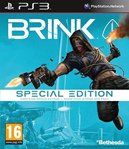 Brink Special Edition Game PS3 [PlayStation 3] [Importado de Reino Unido]