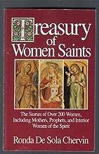 Treasury of Women Saints by Ronda Chervin (1991-07-03)