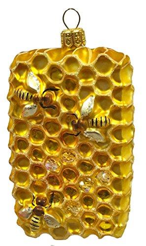 Honeycomb Christmas Tree Ornament