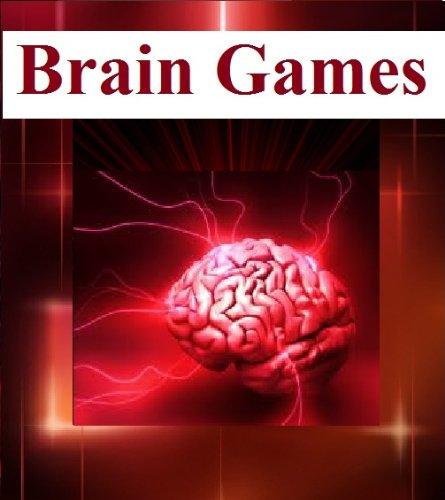 Brain games: premium and free kindle games for brain training - Brain games Vol I (English Edition) ✅