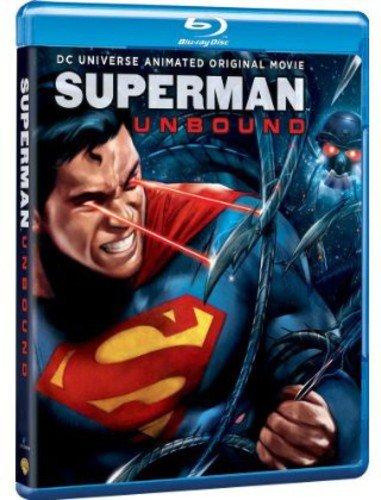SUPERMAN UNBOUND [Blu-ray] [UK Import]