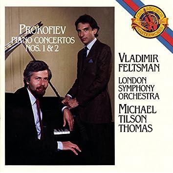 Prokofiev: Concertos for Piano and Orchestra Nos. 1 & 2