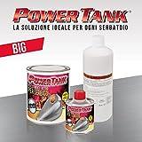 Lux Metal Power Tank Trattamento rigenera - Kit Grande - 1,3 kg più Economico di Tankerit...