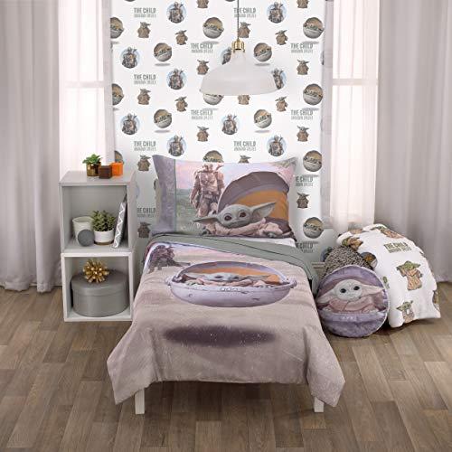 The Mandalorian The Child Bed Set