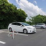 Parkplatzsperre Test