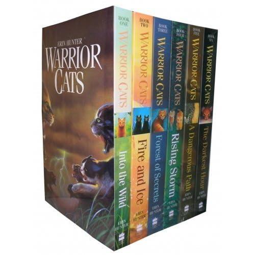 Warrior Cats Amazoncouk