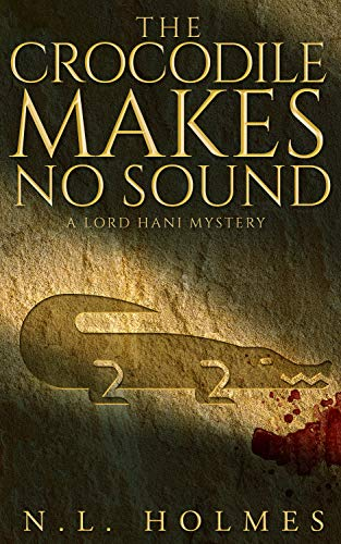 The Crocodile Makes No Sound by N.L. Holmes ebook deal