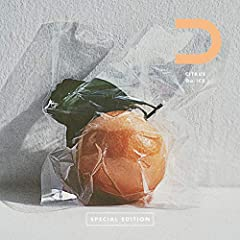 Da-iCE「CITRUS」のCDジャケット