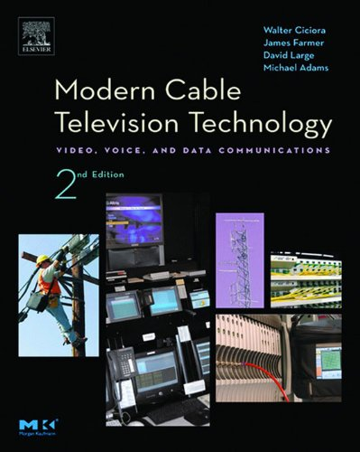 Modern Cable Television Technology: The HFC Plant (ISSN) (English Edition)