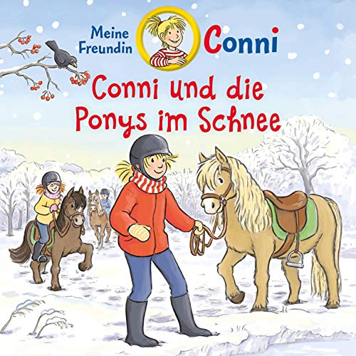 Conni und die Ponys im Schnee: Meine Freundin Conni 34