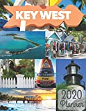 2020 Planner Key West: A 2020 Key West Lovers Planner with 5 Landmarks for Men, Women, Travelers, and Lovers of all Things Key West, the Conch Republic.