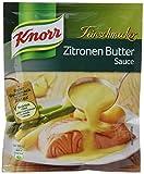 Knorr Feinschmecker Zitronen Butter Soße, 10er-Pack (10 x 250 ml)