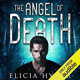 The Angel of Death audiobook cover art