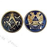 Equinox MR 2' Mini Small Masonic 32nd Degree...