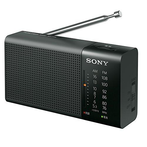 SONY『FM/AMハンディーポータブルラジオ ICF-P36』