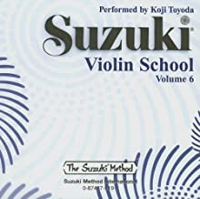 Suzuki Violin School, Vol. 6