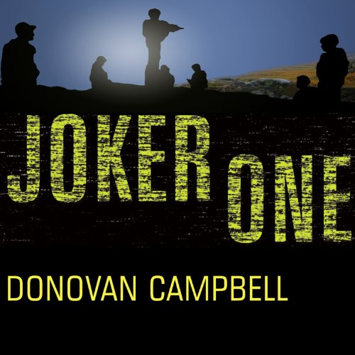 Joker One audiobook cover art