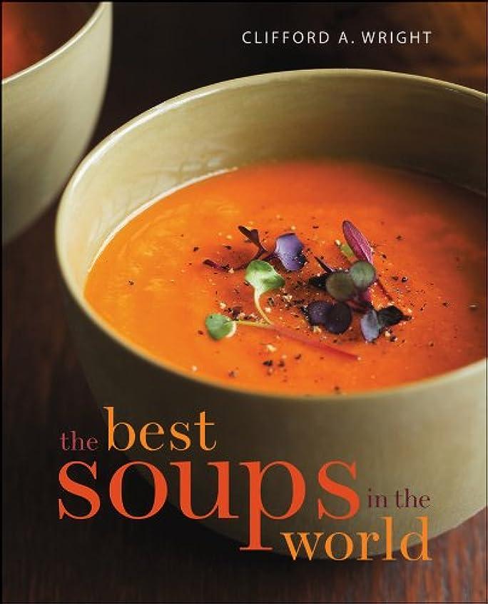 火有能な新しさThe Best Soups in the World (English Edition)