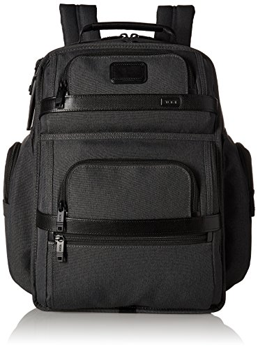 Tumi Alpha 2T Pass Business Class Brief Pack Anthracite Grey 26578
