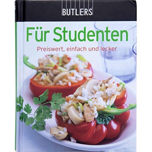 BUTLERS KOCHBUCH Mini Für Studenten