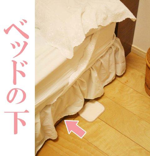 おめざめばざ〜る『いやなダニを集めてポイ!ダニ粘着シート「ダニホテル」ふとん10枚用(danihotel-futon5)』