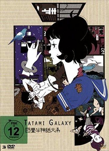 Tatami Galaxy (OmU, 3 Discs)