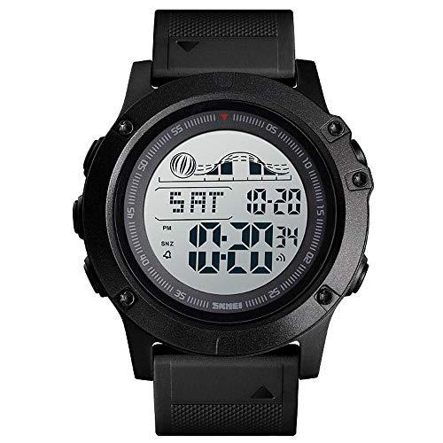 Relógio Digital, Skmei, Masculino, Preto