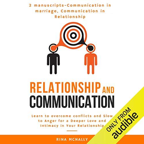 Relationship Communication: 2 Manuscripts cover art