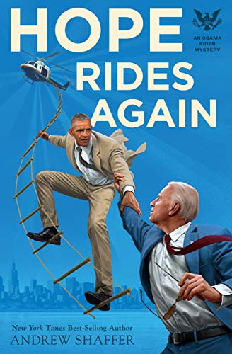 Image of Hope Rides Again: An Obama Biden Mystery (Obama Biden Mysteries)