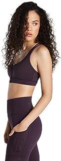 Rockwear Activewear Women's Mi Soho Zip Sports Bra Blackberry 14 From size 4-18 Bras For