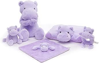 FRANKIEZHOU Stuffed Hippo Animal Plush Toys 14