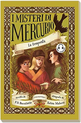 La tempesta. I misteri di Mercurio. Con File audio per il download